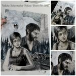Last of us - Look for the light WIP by Hollow-Moon-Art
