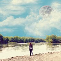 Another Earth (4/30) by forsakehumanity