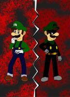 EOS: Luigi and Mr. L by MelMel1350