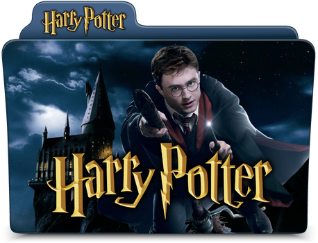Harry Potter icon MacOS by hottobbe