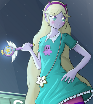Star vs. The Forces of Evil by tinmanti