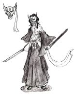 The Vizard - Kuchiki Rukia by Ravenwind137