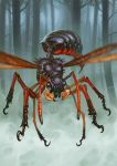 Blood Wasp by Lothrean