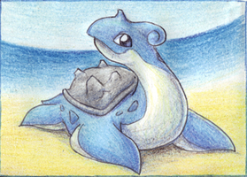 Lapras Card by fuzzball288