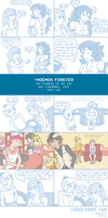 Moemon Forever: Hard Mode 14a by RaineyJ