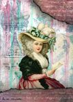 Rococo Collage 2 by CountryBird