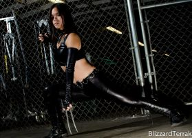 PMX13 - X-23 by BlizzardTerrak
