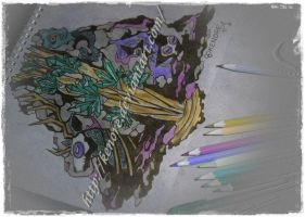 Kenore tattoo sketches 001 001 by Kenore