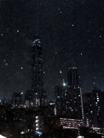 Cold Night in Bangkok by Anomonny