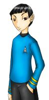 That Would Be Illogical by urasei