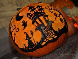Pumpkin 2011 by WonderNeedle