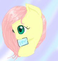 Flutters loves you by BritneyOctave