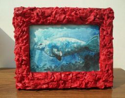 Handmade Picture Frame by aakritiarts