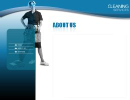 Cleaning Services Template by shingou