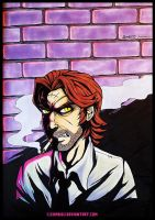 Bigby - The Wolf Among Us by ZombiDJ