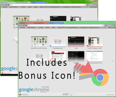 Auslogics Chrome Theme by J-Lindo