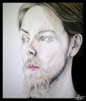 Varg Vikernes by screamin2u