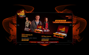 Hot Wings Collection by Pazdan