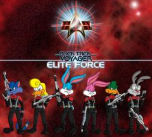 Duck Trek: Elite Force by GuiMontag