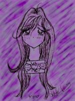 why me? by V-Babe007