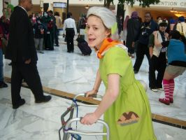 Granny Smith Cosplay Katsucon 18 2012 by SmoresDragon