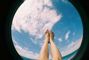 fisheye. by corpsegrinderx