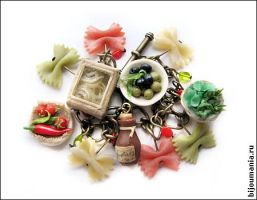 Ingredients. Italian cuisine 8 by allim-lip
