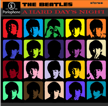 A Hard Days Night by thatbeatleperson