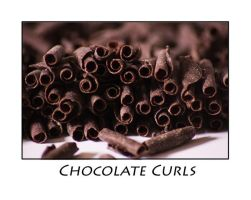 Chocolate Curls by Chan-Art