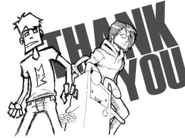 THANK YOU by kaicastle