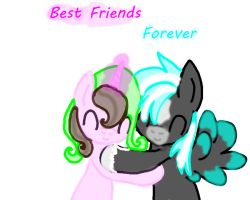 Best Buddies Forever!!! by ZoruaAWESOME