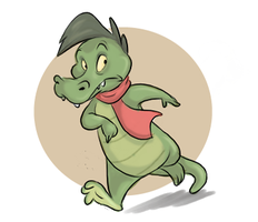 crocogator by saeleagrace