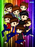 Youtubers by crazygirlmexicanZ