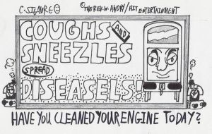 Coughs and Sneezles by qwertypictures