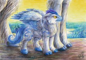 My Little Hippogriff by Sysirauta