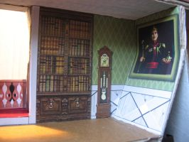 Arendelle - library 2 by artoro-pl