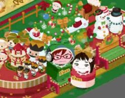 Musical Happy Xmas by NoriChama