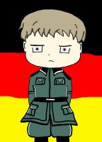 Chibi Germany by MusePoetique
