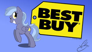 Best Pony of Buy by MrRowboat