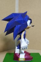 Sonic Papercraft 5 by Neolxs