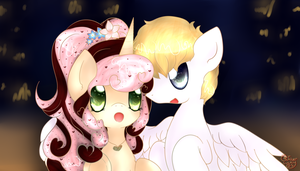 Fireworks, Bae! by Ambercatlucky2