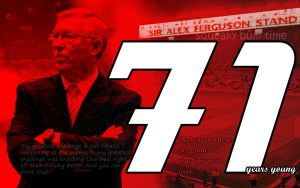 Happy Birthday Sir Alex Ferguson by Harvy355