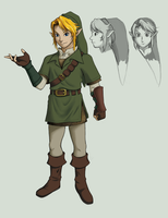 Link Concept 1 by Hydro-King
