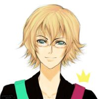Tiger and Bunny : Barnaby Broks Jr. by SinEngraved