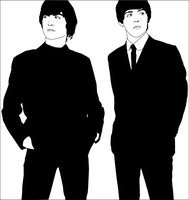 Paul and John Wip by MD3-Designs