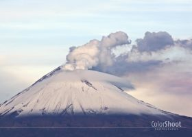 Popocatepetl by ColorShoot