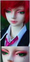 Hyacynth's second faceup by Y-n-Y