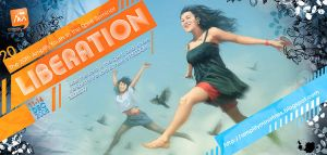 Liberation - Flyer by charz81