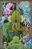 Cthulhus? by GeorgeGraybill
