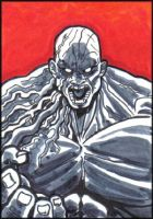 Fixer Sketch Card by Bryce-Lee